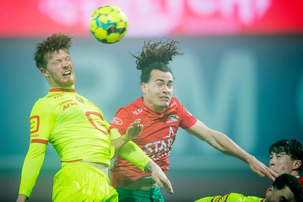 Jupiler Pro League: Ostende domine Malines et s'installe dans le top 4