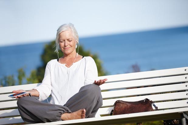 Lâcher prise grâce à son smartphone : les applications de méditation ont de plus en plus de succès