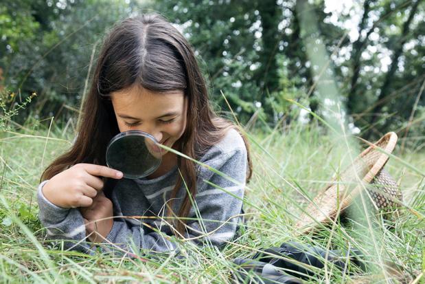 Plantentuin Meise daagt je uit om op safari te gaan in eigen huis en tuin