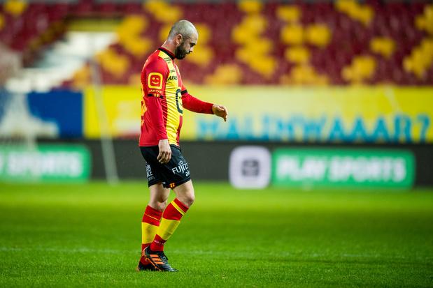 Steven Defour stopt meteen als voetballer bij KV Mechelen: 'Dit was het voor mij'