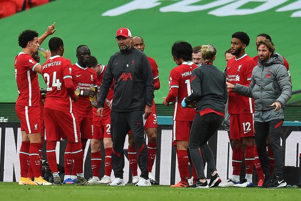 'Kan een nauwelijks veranderd Liverpool drie seizoenen na mekaar vol gas gaan?'