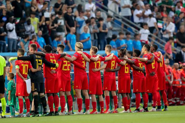 Jonge Duivels verliezen ook laatste groepsduel, Spanje stoot als poulewinnaar door