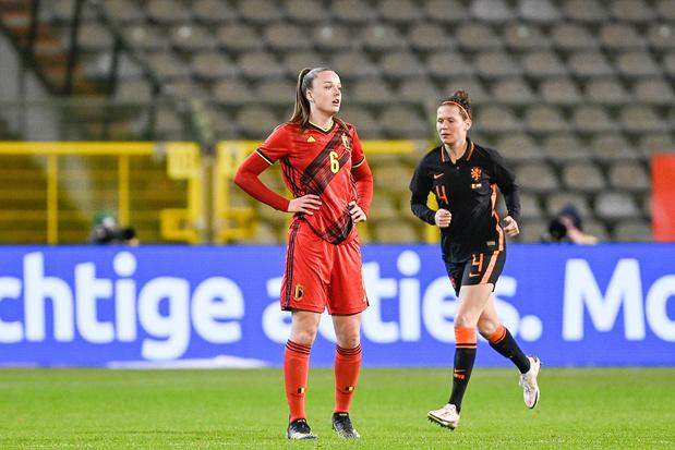 Tine De Caigny: 'De nederlagen tegen Nederland en Duitsland openden mijn ogen'