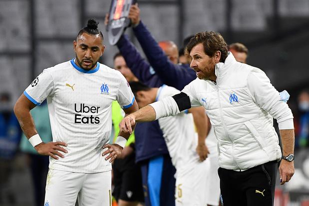 L'OM 'bat' le record de défaites consécutives d'Anderlecht en Ligue des champions