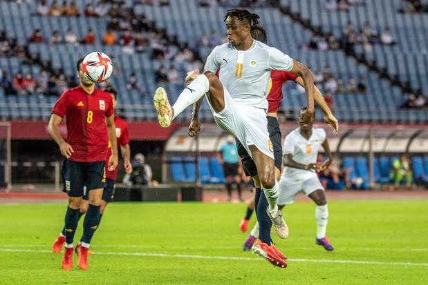 Christian Kouamé prêté à Anderlecht par la Fiorentina