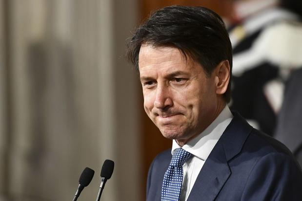 "Italie: Giuseppe Conte, ""l'avocat du peuple"" resté inaudible"