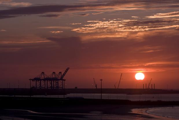 Le port de Zeebrugge reçoit son propre réseau 5G