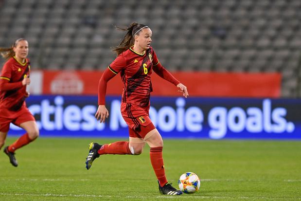 Tine De Caigny is klaar voor WK-kwalifcaties: 'We willen onze groep gewoonweg winnen'