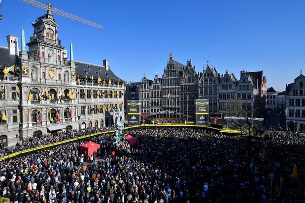 Startplaats Gent-Wevelgem en Ronde van Vlaanderen gewijzigd door coronamaatregelen