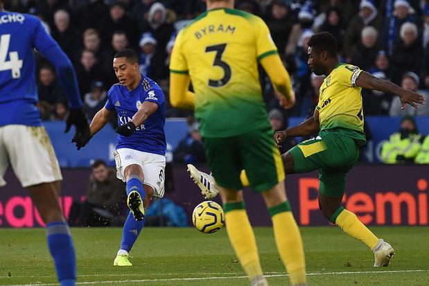Pas de 9e succès de rang pour Tielemans et Praet, Batshuayi joue 15 minutes avec Chelsea