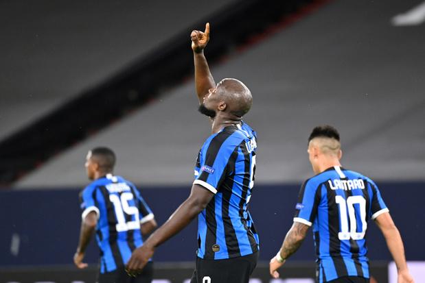 Lukaku plante son 30e but avec l'Inter, qualifié pour le Final 8 d'Europa
