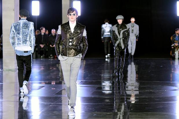 Balmain combineert liefde voor ontwerp en muziek in unieke modeshow