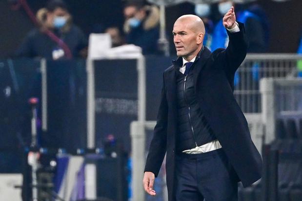 Comment Zidane a redressé la barre du Real