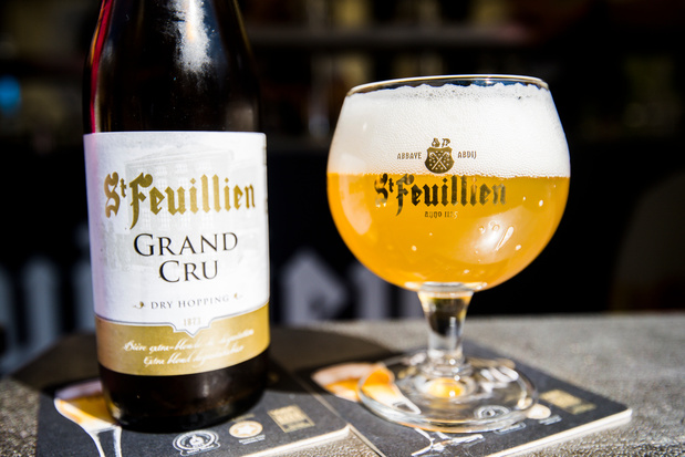 Le nouveau patron de Saint-Feuillien donne le ton avec un spiritueux et 2 nouvelles bières