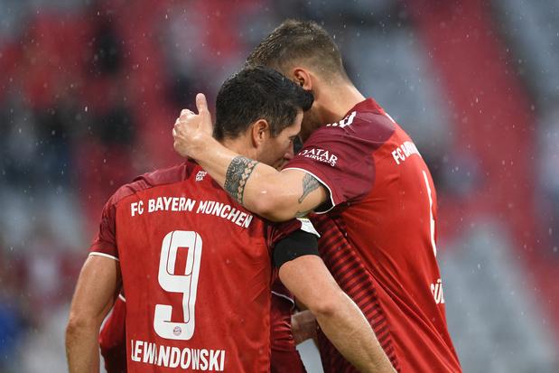 74 matches consécutifs en marquant au moins un but: le nouveau record du Bayern Munich