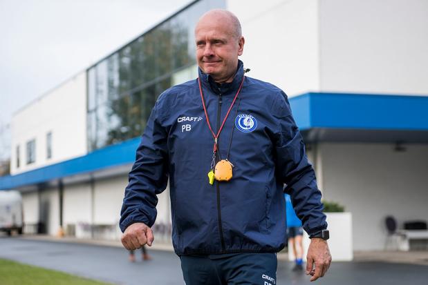 Peter Balette coacht AA Gent in Belgrado