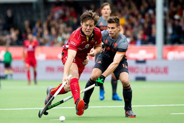 Battus 0-4 par les Pays-Bas, les Red Lions subissent leur 1e défaite depuis juin 2018