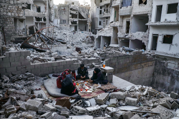 Amnesty: 'Nog altijd oorlogsmisdaden in noordwesten van Syrië'