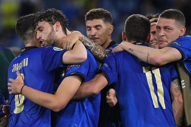 Italië kent ook geen moeite met Zwitserland en plaatst zich als eerste voor tweede ronde