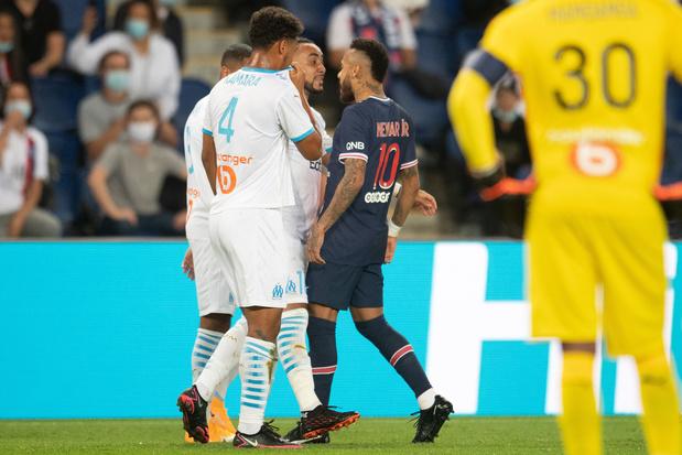 Neymar suspendu deux matches, ouverture d'une enquête après les accusations de racisme