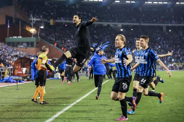 Ces matches qui vous ont fait rêver #10: Club Bruges-Anderlecht (2-1)