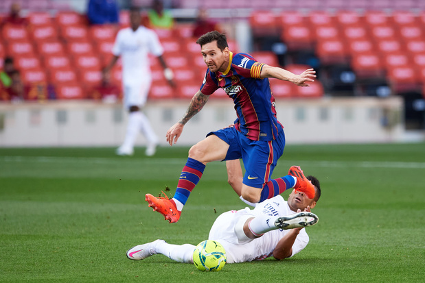 De droogte van Messi en zes andere weetjes over El Clásico