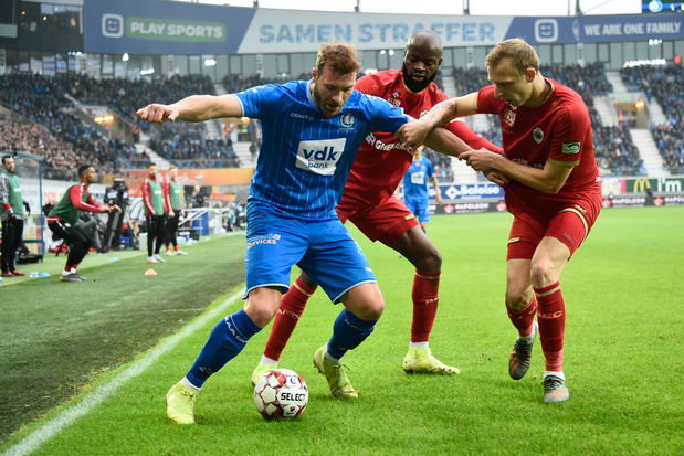 Match to watch: Antwerp - KAA Gent