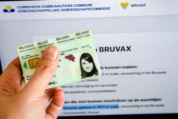 Covid: Bruxelles ouvre sa liste d'attente pour les vaccins aux 40 ans et plus