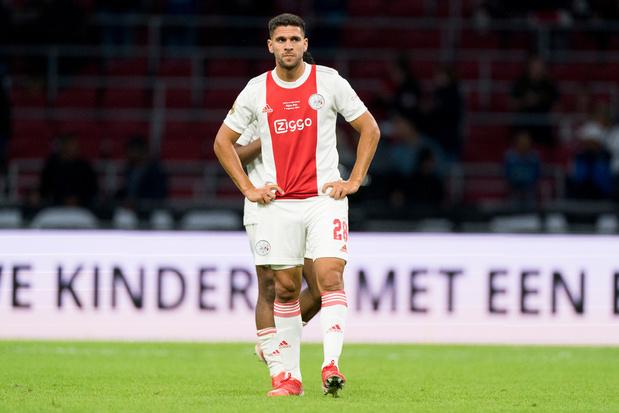 Lisandro Magallan, le défenseur central qui devra remplacer le blessé Hannes Delcroix
