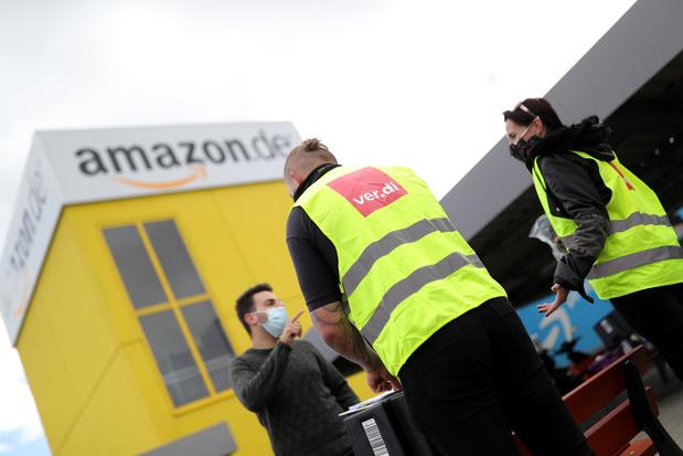 Amazon accusée de mettre en danger son personnel