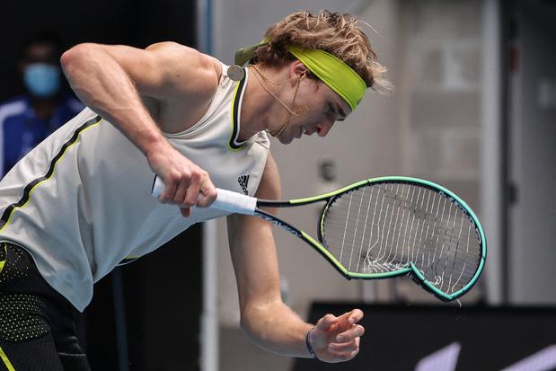 Sascha Zverev, le bad boy de l'ATP