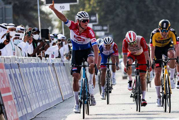 Team Van der Poel stapt uit UAE Tour na positieve test staflid