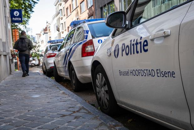 Cinq policiers bruxellois interceptés pour faits de viol