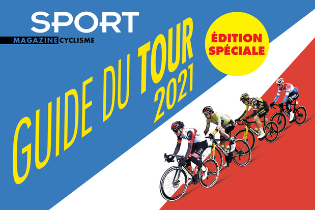Guide du Tour 2021 et GAGNEZ le jeu PS4 officiel du Tour de France