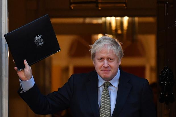 Boris Johnson veut faire le Brexit et rassembler le pays