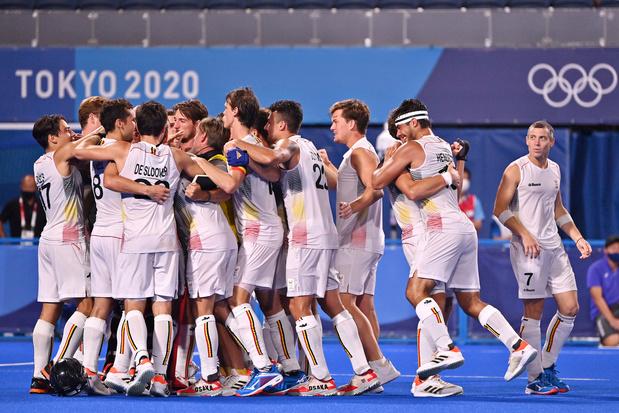 Goud! Red Lions zijn olympisch kampioen na zinderend slot tegen Australië