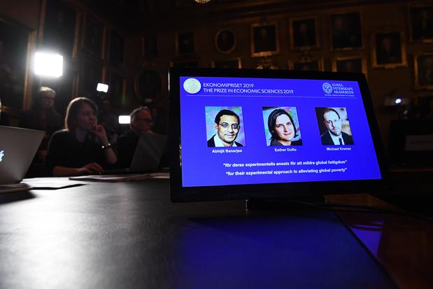 Nobelprijs voor de controleurs van de theorie
