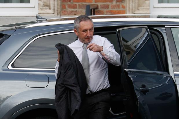 Un nouveau conseil d'administration fatal à Luc Partoune, CEO de Liege Airport