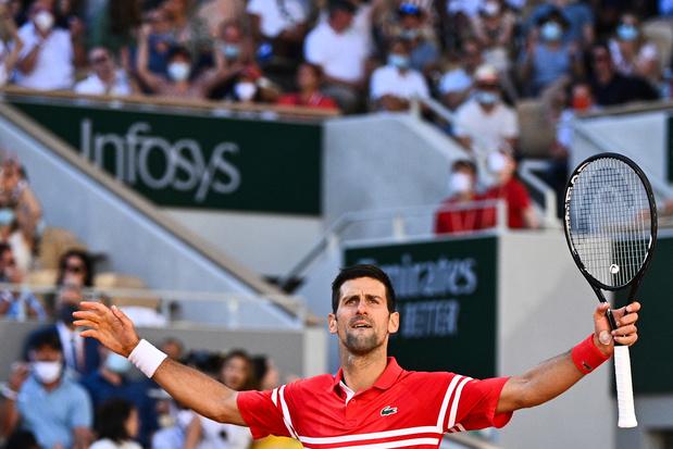 Roland-Garros: Novak Djokovic renverse Stefanos Tsitsipas et remporte son 19e titre du Grand Chelem