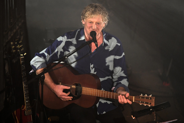 Le chanteur Rodolphe Burger s'essaie au concert en streaming payant