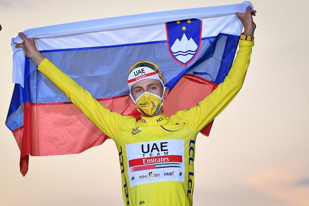 Eerste renners, onder wie Tourwinnaar Tadej Pogacar, gevaccineerd