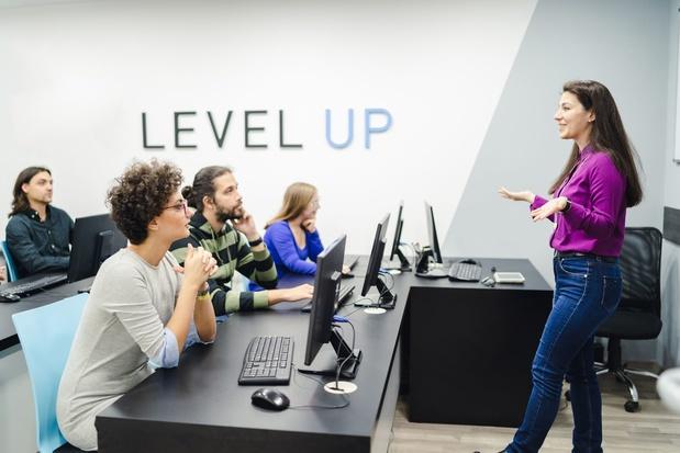 Amper zes op tien IT'ers volgden IT-opleiding