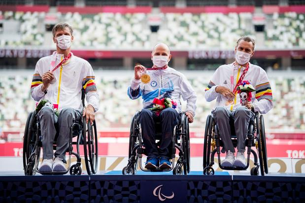 Les athlètes paralympiques brillent à Tokyo: déjà 12 médailles, un bilan déjà supérieur à celui de Rio