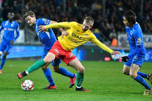 Le maintien se jouera entre Waasland-Beveren et Ostende, le Cercle de Bruges sauvé