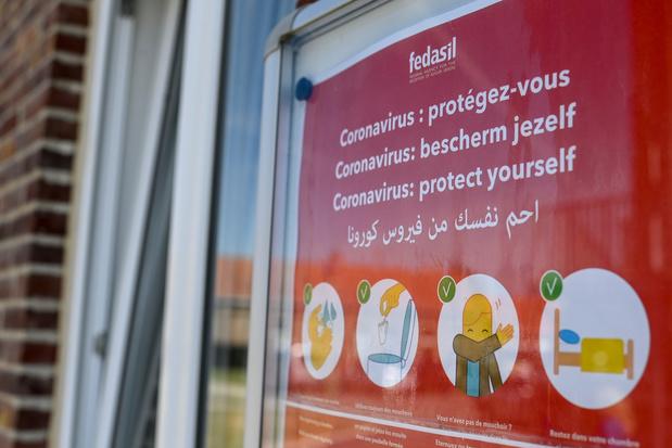 Covid: 200 demandeurs d'asile prêts à aider le personnel soignant en Belgique