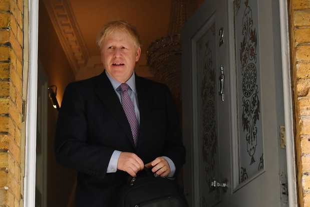 Objectif Downing Street: l'irrésistible ascension de Boris Johnson continue