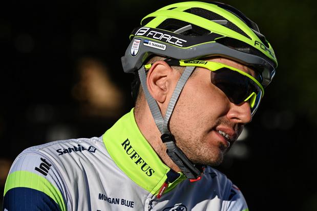 Taaramäe klimt naar winst in 3e rit Vuelta en neemt Roglic leiderstrui af