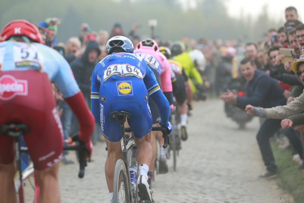 Paris-Roubaix reporté