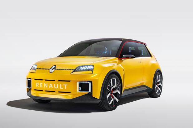 Renaissance culte chez Renault: une nouvelle R5 électrique?