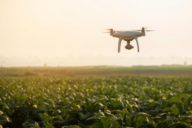 Duits labo haalt covid-tests op met drones